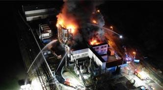 Incendie dans le Datacenter de OVH dans la nuit du mardi 9 mars 2021