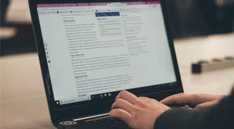 L'importance de créer un blog sur son site web