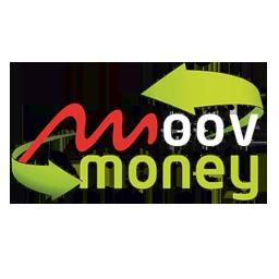 Paiement Moov Money supporter