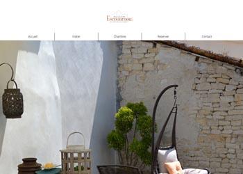 Site internet pour gite et maison d'hotes