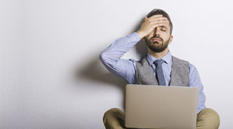 Les 5 erreurs que beaucoup de gens font quand il créer un site internet