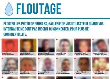 Floutage