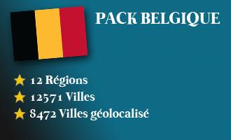 Pack Belgique