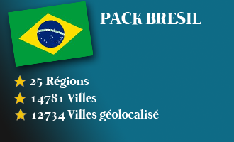 Pack Bresil