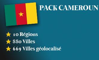 Pack Cameroun