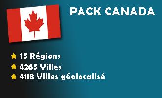 Pack Canada