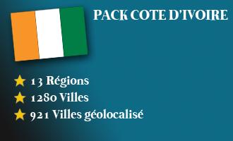Pack Cote d Ivoire