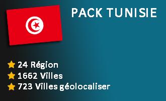 Pack Tunisie