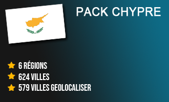 Pack Chypre
