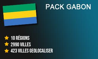 Pack Gabon