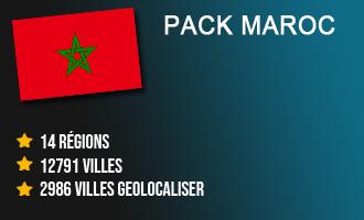 Pack Maroc