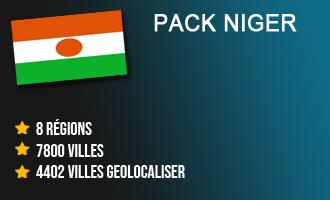 Pack Niger