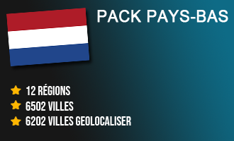 Pack Pays-Bas