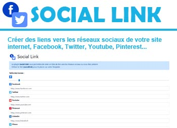 Social Link (v1.1)